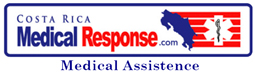 Costa Rica Medical Response Logo